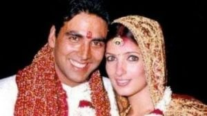 Akshay Kumar's Marriage Picture