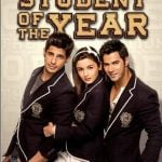 Alia Bhatt Debut Film in A Lead Role Student of the Year (2012)