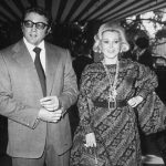 Zsa Zsa Gabor with her seventh husband Michael O Hara